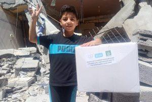 Gaza Nahar Food Help 2